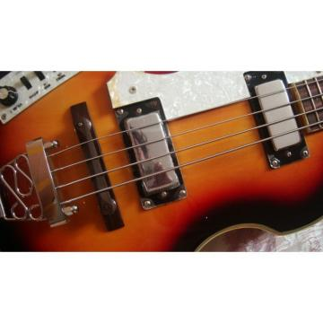 Custom Left Handed Glen Burton Vintage Bass