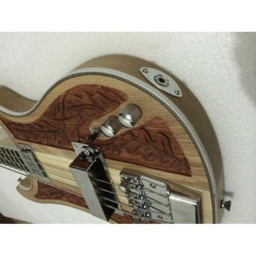 Custom Lemmy Kilmister 4003 Natural Chrome Hardware Bass