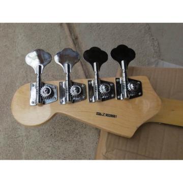 Custom Fender Jazz Bass Alpine White Color