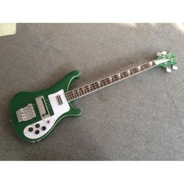 Custom Build Rickenbacker Green 4003 Bass 24 Frets