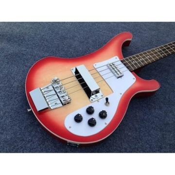 Custom 4003 Shop Rickenbacker Fireglo Natural Bass