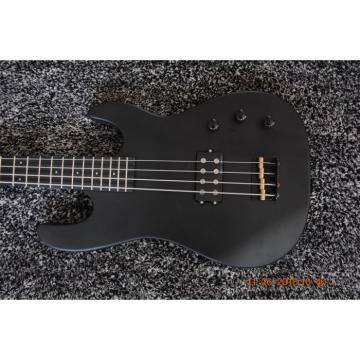 Custom 4 Strings Funk Unlimited Modulus Bass Matte Flat Black Finish