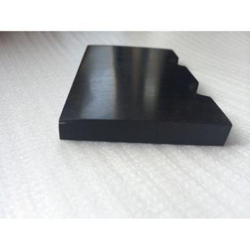 2 pcs Ebony Finger Ramp for Bass