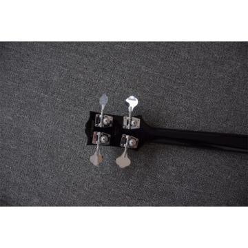 Custom Shop Thunderbird Krist Novoselic Black 4 String Bass