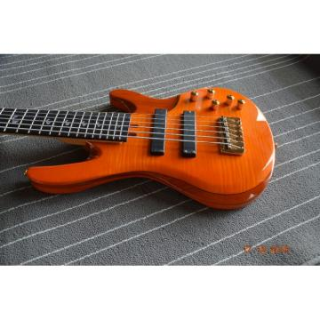 Custom Shop H&S Sequoia 6 String Bass
