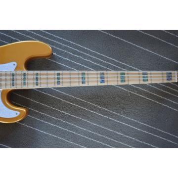 Custom Shop Gold P Bass Jazz Guitar