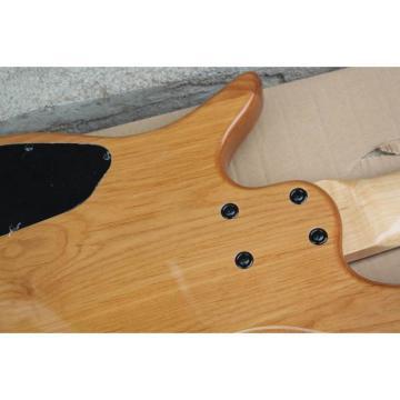 Custom Shop Fordera Yin Yang YY4 Delux 5 String Bass Standard Solid Veneer Top