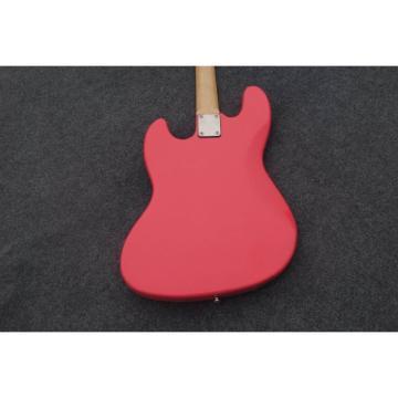 Custom Shell Pink Fender Precision Jaguar Electric Guitar