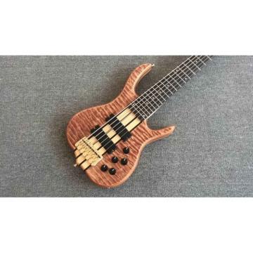 Custom Shop 6 String Natural Ken Smith Bass