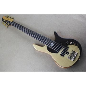 Custom Shop 6 String Fordera Yin Yang YY4 Delux Bass Standard