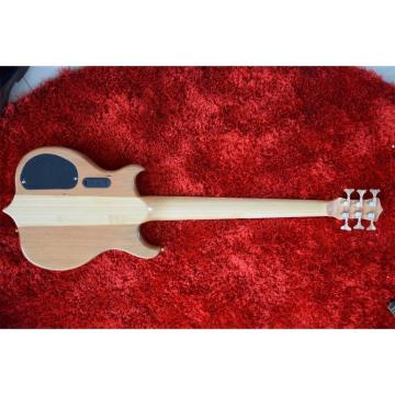 Custom Shop 6 String Quilted Maple Top Ken Smith Bass