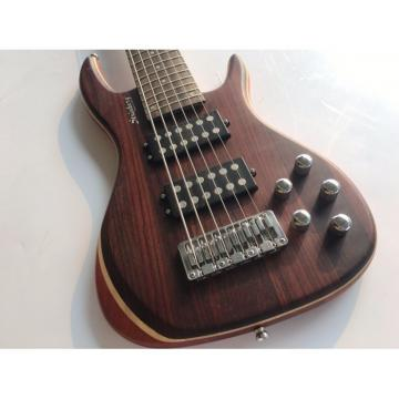 Custom Shop 6 String Bass Strinberg Chrome Hardware