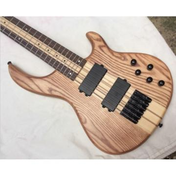 Custom Shop 6 String Bass One Piece Set Neck