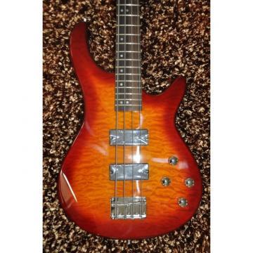 Custom Shop 4 String Cort Sunburst Electric Bass