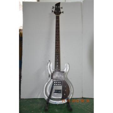 Custom Shop 4 String Ampeg Acrylic Dan Armstrong Style Bass