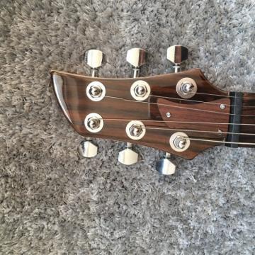 Custom Shop 4 String Ampeg Acrylic Dan Armstrong Red Bass
