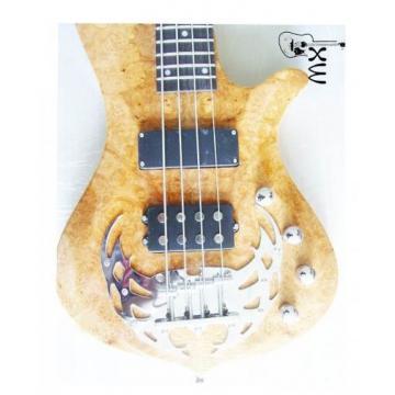 Custom Shop 4 String Alder Body Bass