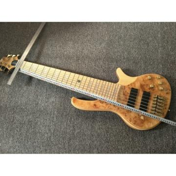 Custom Made Butterfly Fodera 6 Strings Bass