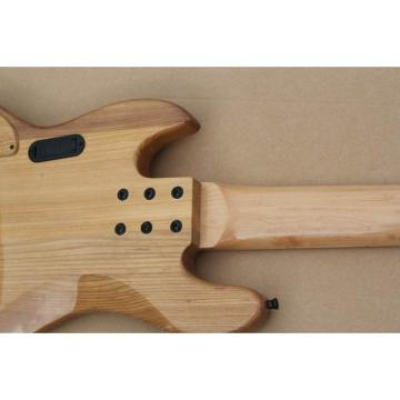 Custom Fordera American Standard 6 String Bass Natural