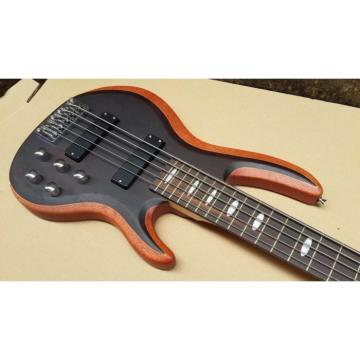Custom Active Pickup 4 String Bass Guitar Blue Finish Wilkinson Pickups