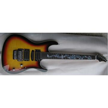 The Top Guitars Brand SDT900D MultiColor Electric Guitar