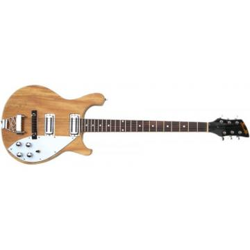 The Top Guitars Brand SRK2 Natural Electric Guitar