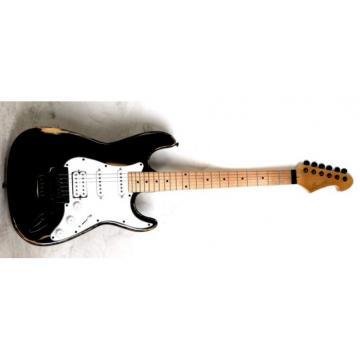 Super Black SST FGL Design Electric Guitar