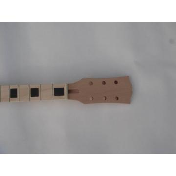 Screw Connected Finished Electric Guitar Neck No.10221