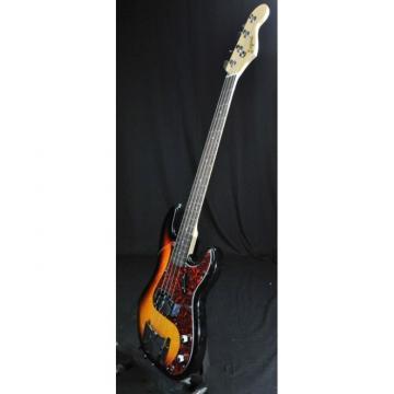 Roger Logical Sunburst Electric Guitar