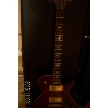 Project Guitar PRS Flame Maple Top Electric Guitar