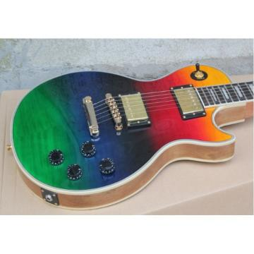 Project Al Di Meola Prism AAA Flame Maple Top Electric Guitar