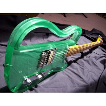 Phantom Green Logical Electric Guitar