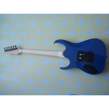 Paul Gilbert Ibanez Jem 7 Vai Blue Electric Guitar