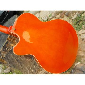 Nashville Gretsch Orange Falcon Electric Guitar