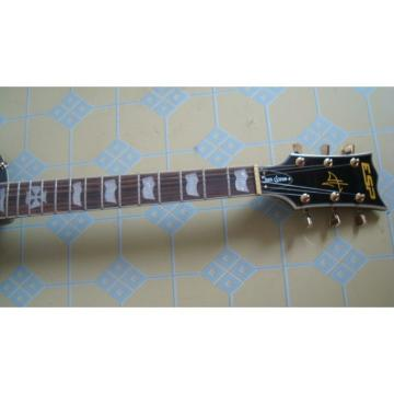 Metallica Hetfield Iron Cross Aged Electric Guitar