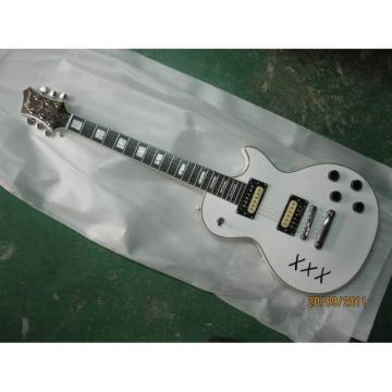 Logical XXX White Top LP Electric Guitar