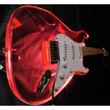 Jimi Red Logical Electric Guitar