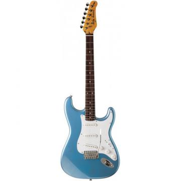 Jay Turser 300 Series Electric Guitar Lake Placid Blue
