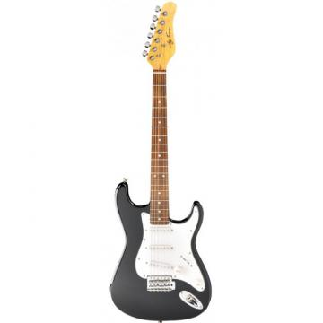 Jay Turser 30 Series 3/4 Size Electric Guitar Black