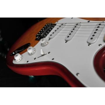 Eric Logical Sunburst Electric Guitar