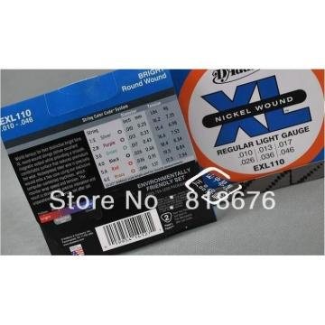 EXL110 Electric Guitar Strings