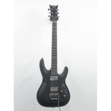 DBZ Barchetta LTFR MBS Gun Metallica Black Electric Guitar With Floyd Rose