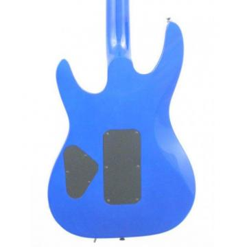 DBZ Diamond Beachetta FR-BL Bright Blue Electric Guitar Floyd  Rose