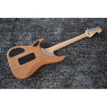 Custom Washburn Nuno Series Natural Electric Guitar