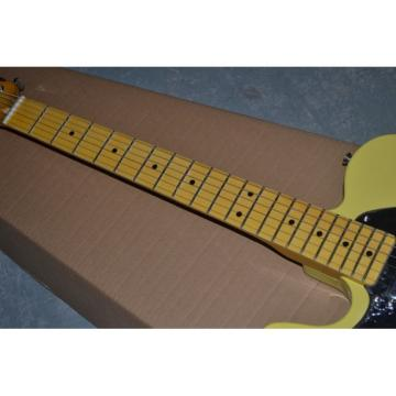 Custom Vintage 52 TeLecaster Reissue Butterscotch Blonde Left Handed Electric Guitar