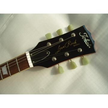 Custom Tokai Sunburst Electric Guitar