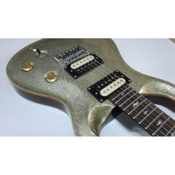 Custom Sparkle Silver PRS Electric Guitar