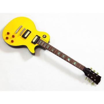 Custom Shop Yellow Tak Matsumoto Electric Guitar