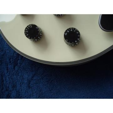 Custom Shop White Tokai Electric Guitar