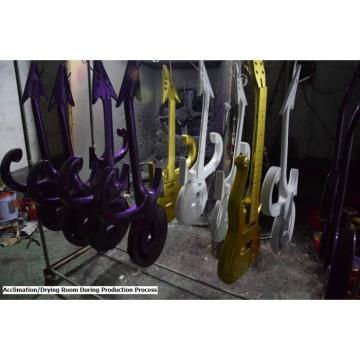 Custom Shop Left/Right Handed Option Prince 6 String Love Electric Guitar